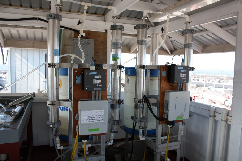 Photo of ocean science lab