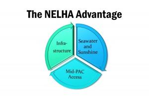 Graphic of the NELHA Advantage