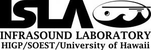 Infrasound Laboratory University of Hawaii Logo