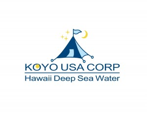 Koyo USA Corp Hawaii Deep Sea Water Logo