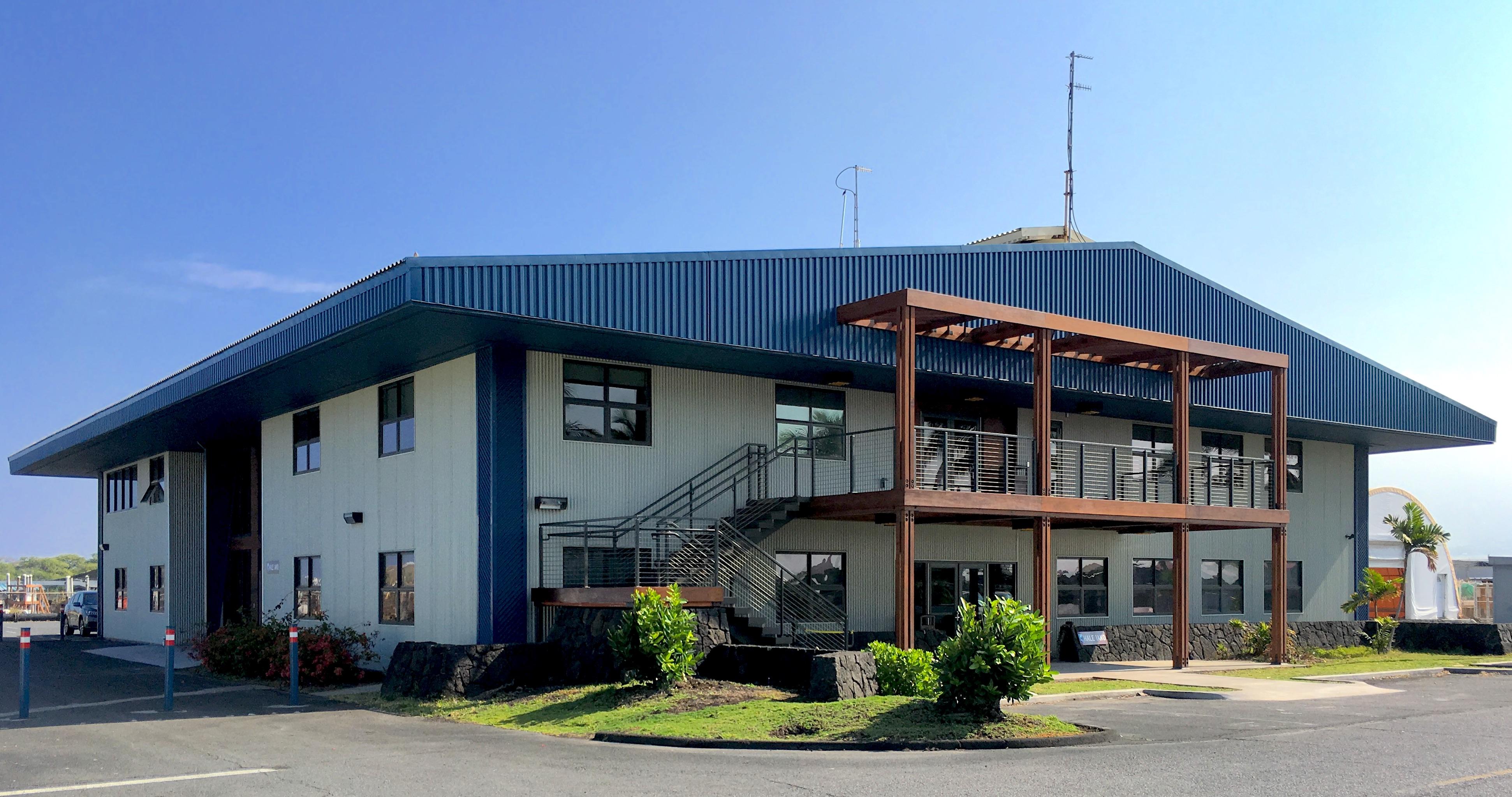Hale Iako Building