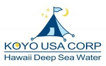 Koyo Corporation Hawaii Deep Sea Water Logo