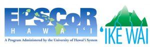 EPSCoR Hawaii Iki Wai Logo