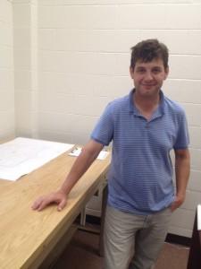 Bryan - Engineering Projects Coordinator