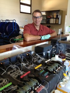 Keith - Water Quality Lab Manager